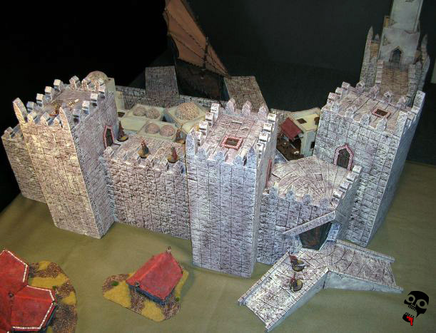 Miniature Terrain by Neldoreth - An Hour of Wolves & Shattered Shields